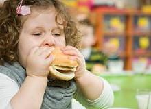 Overgewicht bij kinderen